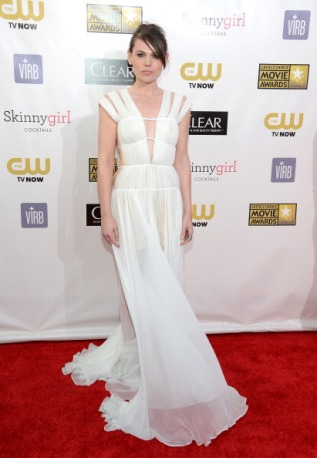 Skinnygirl Cocktails at the Critics' Choice Movie Awards 2013
